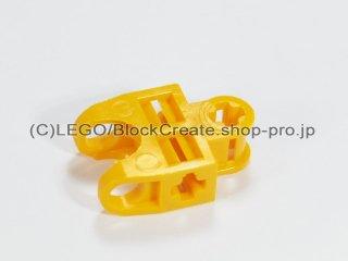 #32174 テクニック 軸コネクター 2x3 ボールソケット【ブライトライトオレンジ】 /Ball Connector :[Bt,Lt Orange]