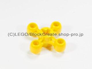 #32072 テクニック ノブ ホイール【黄色】 /Technic Gear 4 Knob :[Yellow]