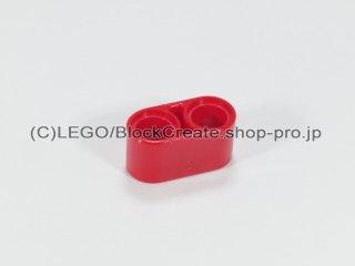 #43857 テクニック リフトアーム 1x2【赤】 /Beam 2 :[Red]