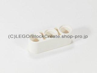 #32523 テクニック リフトアーム 1x3【白】 /Beam 3 :[White]
