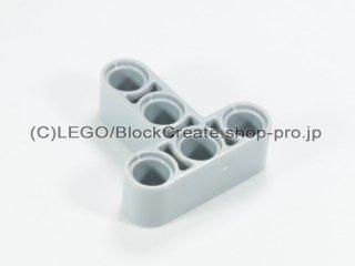 #60484 テクニック リフトアーム 3x3 T字【新灰】 /Beam 3x3 T-shaped :[Light Bluish Gray]