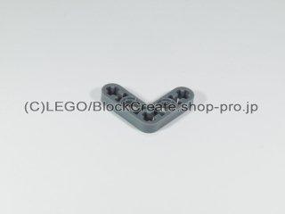 #32056 テクニック リフトアーム 3x3 L字薄型【新濃灰】 /Technic Beam 3x3x0.5 Beam Bent 90 :[Dark Bluish Gray]
