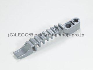 #64275 バイオニクル フルーツランチャー【ツヤ消銀】 /Technic Bionicle Thornax Launcher Half 1x8 :[Flat Silver]