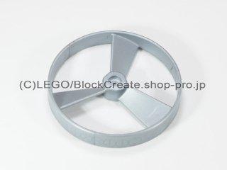 #50899 バイオニクル スピナー【ツヤ消銀】 /Rotor with ring 39 3-leaved :[Flat Silver]