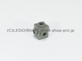 #4733 ブロック 1x1 4面スタッド【旧濃灰】 /Brick 1x1 with Studs on Four Sides :[Dark Gray]