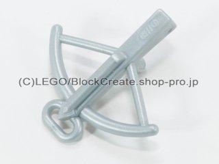#2570 クロスボウ【パールライトグレー】 /Minifig Crossbow :[Pearl Lt,Gray]
