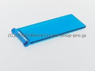 #30292 フラッグ 旗 7x3 ロッド【透明青】 /Flag 7x3 with Rod :[Tr,Blue]