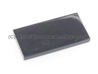 #87079 タイル 2x4 フラット【黒】 /Tile 2x4 :[Black]