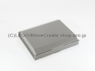#30650 パネル 2x8x8  【旧濃灰】 /Wall 2x8x8 with Vertical Ridges :[Dark Gray]
