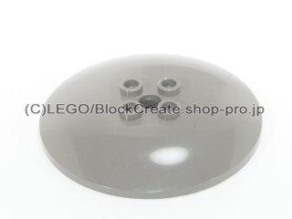 #44375 ラウンド ディッシュ 6x6  【旧濃灰】 /Dish 6x6 Inverted with Solid Studs  :[Dark Gray]