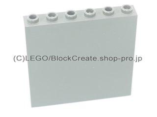 #3754 ブロック 1x6x5  【旧濃灰】 /Brick 1x6x5 :[Dark Gray]