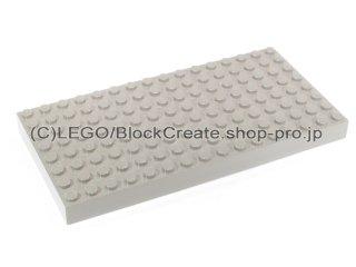 #4204 ブロック 8x16  【旧濃灰】 /Brick 8x16 :[Dark Gray]