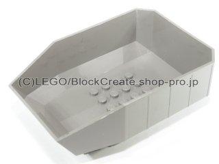 #30300  ダンプトラックの荷台 8x12x4  【旧濃灰】 /Dump Truck Bed 8x12x4 :[Dark Gray]