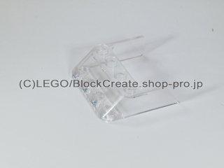 #6238 ウィンドスクリーン 4x4x1【透明】 /Windscreen 4x4x1,45°:[Tr,Clear]