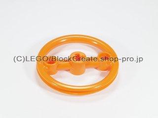 #3736 テクニック  プーリー大 【オレンジ】 /Large Pully :[Orange]