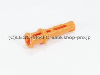 #32054 テクニック ピン ロング ストッパー【オレンジ】 /Long Pin with Friction and Bushing Attached :[Orange]