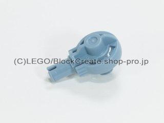 #47455 テクニック 回転ジョイントピン【青灰】 /Technic Pin with Friction with Click Rotation Pin :[Sand Blue]