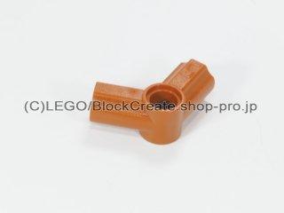 #32015 テクニック アングル コネクター #5【ダークオレンジ】 /Angle Connector #5 :[Dark Orange]