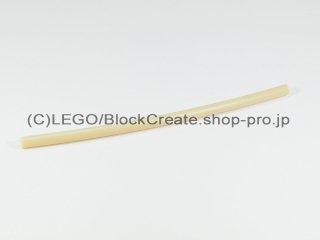 #63037 ハードホース 88mm【タン】 /Plastic Hose 8.8cm :[Tan]