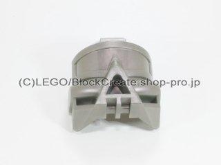 #32571 バイオニクルマスク Kanohi Kaukau【パール濃灰】 /Bionicle Mask Kanohi Kaukau :[Pearl Dk,Gray]