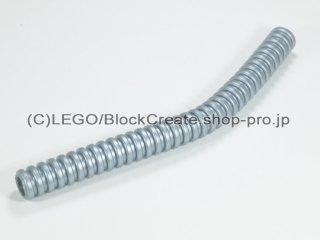 #22053 リブホース 80mm【ツヤ消銀】 /Corrugated Hose 8cm :[Flat Silver]