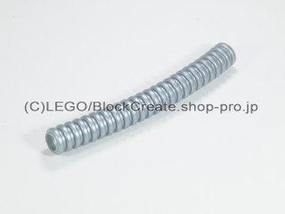 #22516 リブホース 64mm【ツヤ消銀】 /Corrugated Hose 6.4cm :[Flat Silver]