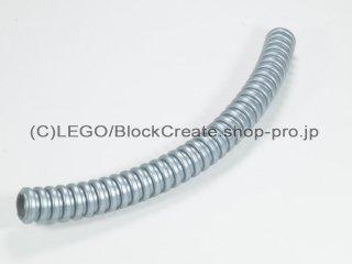 #23003 リブホース 7Dx11M 88mm【ツヤ消銀】 /Corrugated Hose 8.8cm :[Flat Silver]