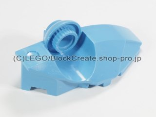 #47430 ブロック 3x5 1/2 4.85 【ミディアムブルー】 /Brick with Bows 3x5 1/2 4.85:[Md,Blue]