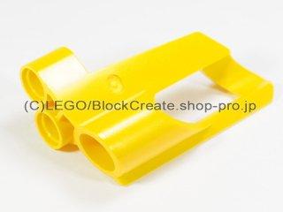 #32528 テクニック パネル #6 ラージホール【黄色】 /3D Panel 6 :[Yellow]