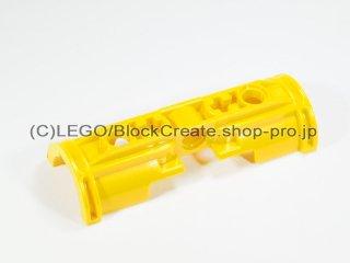#53178 空気圧シリンダ コネクタハーフ 【黄色】 /Pneumatic Cylinder Connector Half :[Yellow]