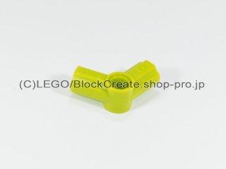 #32015 テクニック アングル コネクター #5【黄緑】 /Angle Connector #5 :[Lime]