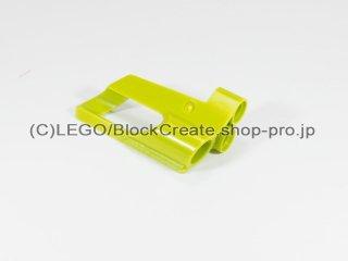 #32527 テクニック パネル #5 ラージホール【黄緑】 /3D Panel 5 :[Lime]