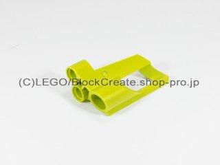 #32528 テクニック パネル #6 ラージホール【黄緑】 /3D Panel 6 :[Lime]