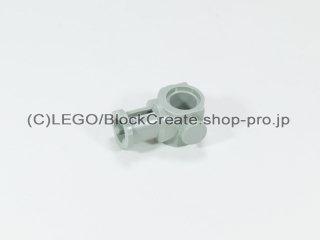 #3651 テクニック コネクタ (ピン/ブッシュ) 【旧灰】 /Technic Connector (Pin/Bush) with 2 Studs :[Gray]