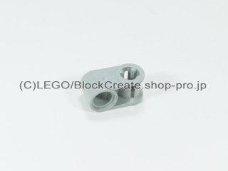 #6536 テクニック 軸/ピンコネクター 1x2 垂直【旧灰】 /Cross Block 90°1x2 :[Gray]