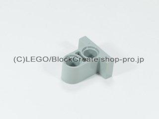 #32530 テクニック ピンコネクター プレート 1x2x1.6【旧灰】 /Tile 1x2 with Perpendicular Beam 2 :[Gray]