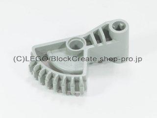 #41667  ダブルベベルギア 36歯 アーム 3x2 【旧灰】 /Technic Arm 3x2 with Gear 36 Tooth Double Bevel Quarter :[Gray]