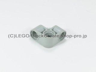 #44809 テクニック ピンコネクター 2x2 ベント【旧灰】 /Technic Cross Block 2x2 Bent 90 :[Gray]