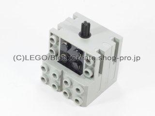 #71427 テクニックモーター 小 42グラム 【旧灰】 /Small Technic Motor 42 Grams :[Gray]