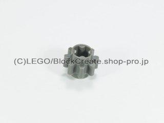 #3647 テクニック ギア 8歯【旧濃灰】 /Gear with 8 Teeth :[Dark Gray]
