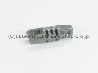 #30554 シリンダー ヒンジ 1x3  【旧濃灰】 /Hinge Cylinder 1x3 Locking with 1 Finger:[Dark Gray]