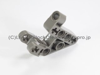 #44135 バイオニクル Rahkshi 胴体下部 【旧濃灰】 /Technic Bionicle Rahkshi Lower Torso Section :[Dark Gray]