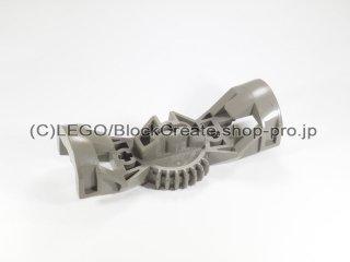 #44247 バイオニクル Rahkshiトルソー ギア 7歯 【旧濃灰】 /Bionicle Rahkshi Torso with 7 Tooth Gear :[Dark Gray]