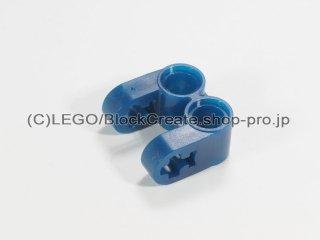 #41678 テクニック 軸/ピンコネクター 2x2 垂直ダブル【紺】 /Technic Cross Block 2x2 Split :[Dark Blue]