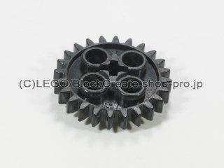 #3648 テクニック ギア 24歯【黒】 /Gear with 24 Teeth :[Black]