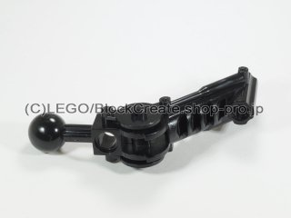 #32476 バイオニクル ボールジョイント 5x7【黒】 /Toa Arm 5x7 Bent with Ball Joint:[Black]