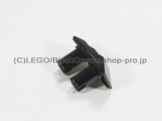 #47501 テクニック コネクター 1x2 段付ウェッジ【黒】 /Technic Connector 1x2 with Two Pins :[Black]