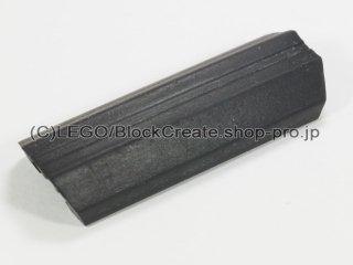 #48203 テクニック ラバーバンパー 2x6 角度付  【黒】 /Rubber Bumper 2x6 with Angled Ends :[Black]