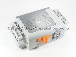 #16511 電源機能 バッテリーボックス 【新灰】 /Power Functions Battery Box with Beam Connectors :[Light Bluish Gray]