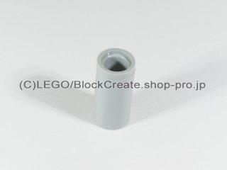 #75535 テクニック ピンコネクター ピンつなぎ【新灰】 /Round Pin Joiner without Slot :[Light Bluish Gray]
